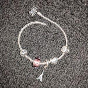 Pandora bracelet (authentic)